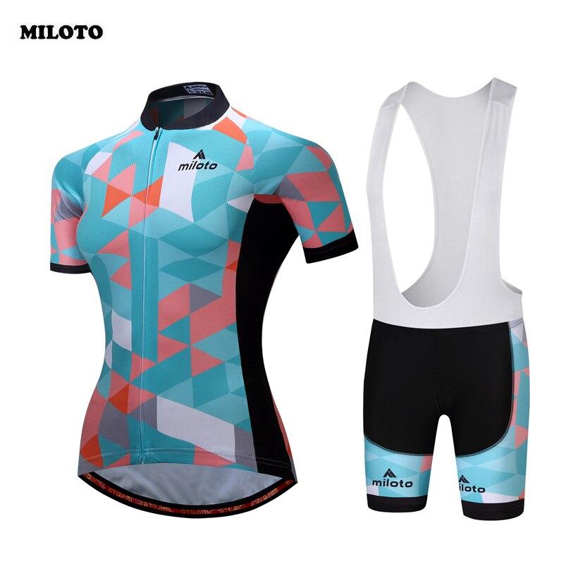 Radfahren Jersey Frauen Team Bike Short Kleidung Fahrrad Sportwear Tops S-3XL