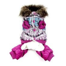 New Arrival Canine Garments For Boy/Lady Heat Coat Clothes Winter Outfit for Canines Pets General Winter