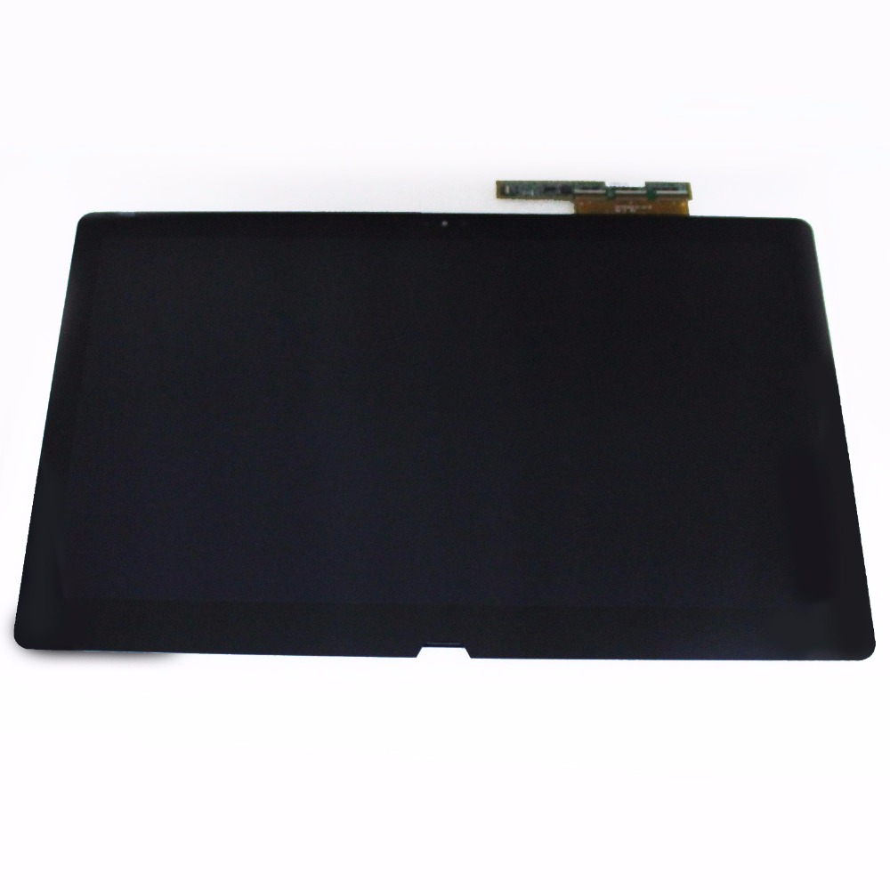 LCD Display Touch Screen Digitizer Assembly LP140WF1 SPU1 For Sony Vaio Flip SVF14N Serie SVF14N23CXS SVF14N25CXB SVF14N13CXB