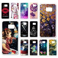 TAOYUNXI Cases For Samsung Galaxy S7 G930F Case Soft Silicone Covers 5.1 inch Painted Bags Patterned Skins Shell Housings