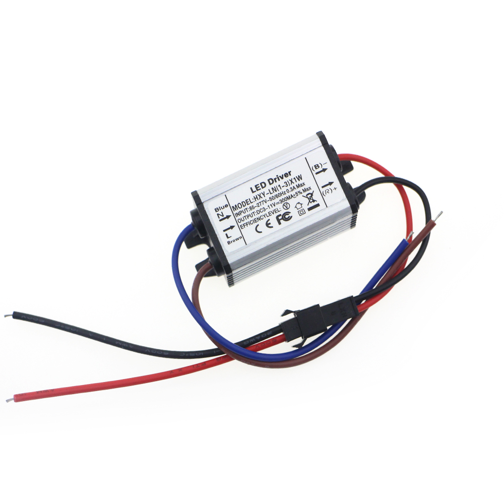 1 31w Dc3 11v Ac85 277v Led Driver 300ma Power Supply Lighting Wiring Transformers For Downlights Transformer Ip67 Strip Downlight Fireproof In From Lights