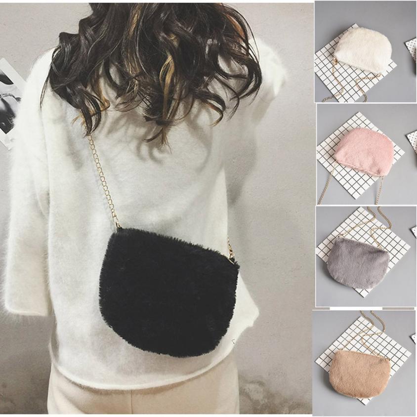 Molave Shoulder Bag new high quality Fashion Able Handbag Small Messenger Phone Coin Plush Bags shoulder bag women MAR6