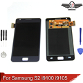 100% testado para samsung galaxy s2 i9100 i9105 lcd screen display toque digitador assembléia