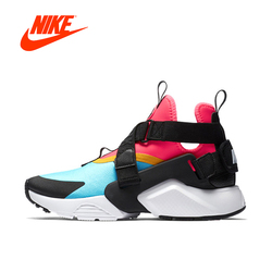 Original New Arrival Authentic NIKE AIR HUARACHE CITY Women Sneakers Comfortable Breathable Free Shipping