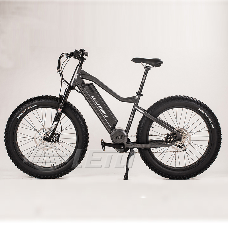 New Design 8fun Mid Drive 48v1000w Electric Mountain Bike Ebike From China