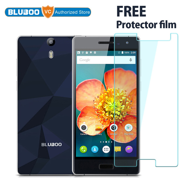 Original BLUBOO XTOUCH X500 MTK6753 Octa Core 3GB RAM 32GB ROM Cell Phone 5.0'' FHD 4G LTE Android 5.1 13MP 3050mAh Fingerprint