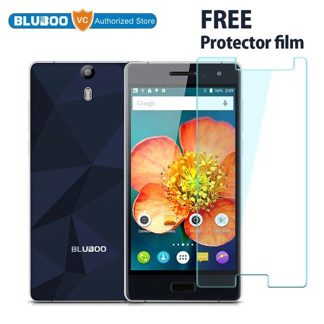 Original BLUBOO XTOUCH X500 MTK6753 Octa Core 3GB RAM 32GB ROM Cell Phone 5.0'' FHD 4G LTE Android 5.1 13MP 3050mAh Fingerprint