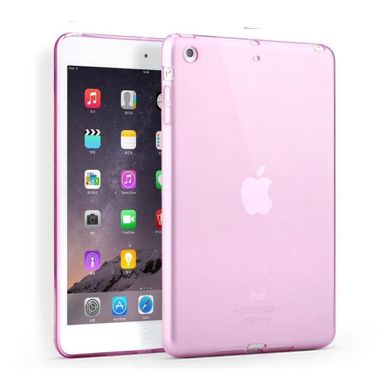 Apple iPad Pro 9.7 қақпақшасы Case For Transparent Clear - Планшеттік керек-жарақтар - фото 1