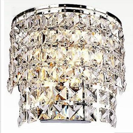 Moderne wohnzimmer Im Europäischen stil schlafzimmer lampe kristall ...