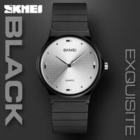 SKMEI 1421 Quartz Watch Fashion Casual Women Men New Watch 30 Meters Waterproof Luxury Watch Relogio