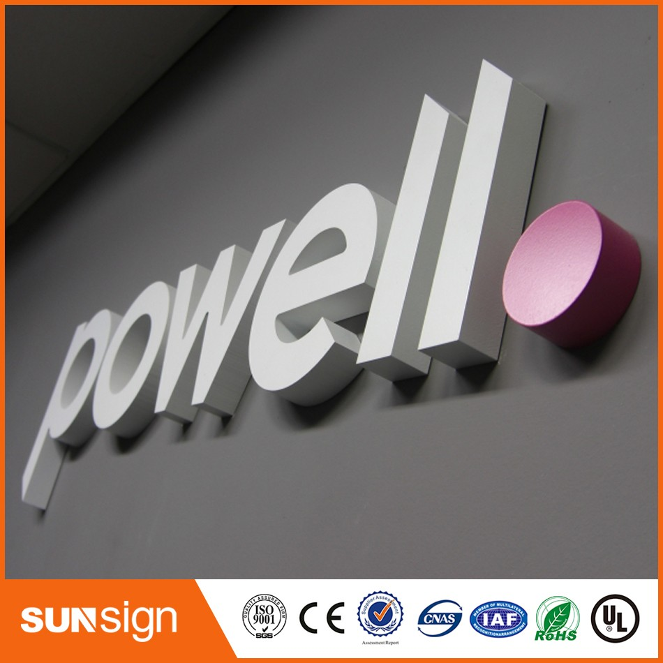 Wholesale Business Signs Acrylic Letters Custom Acrylic Sign