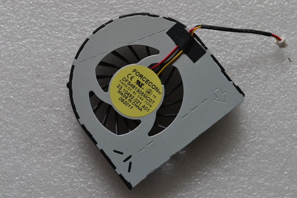 New laptop CPU Cooling Fan FOR DELL INSPIRON M4040 14vr N4050 Vostro 1440 1450 DFS481305MC0T DC5V 0.5A