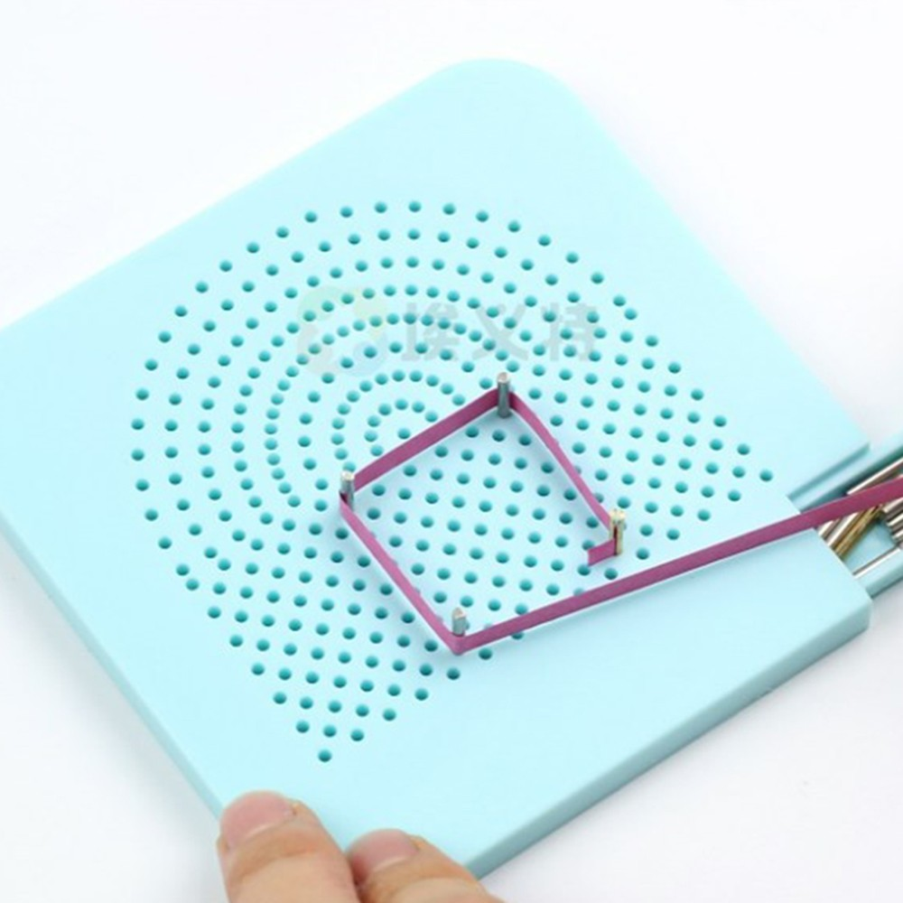 Handmade Quilter's Grid Guide For Paper Folding Crafting Paper Quilling Paper Craft Tool DIY Paper Quilling Tool 105*105*8mm