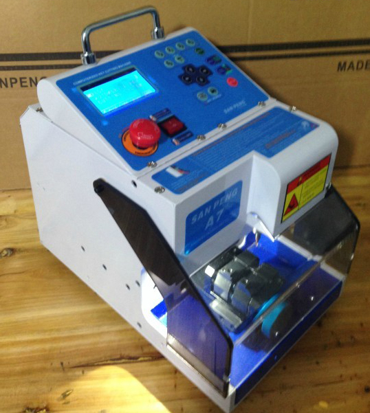 Computerized Key Cutting Machine New Automatic SMD Parts Component Counter Counting Machine With English Manual