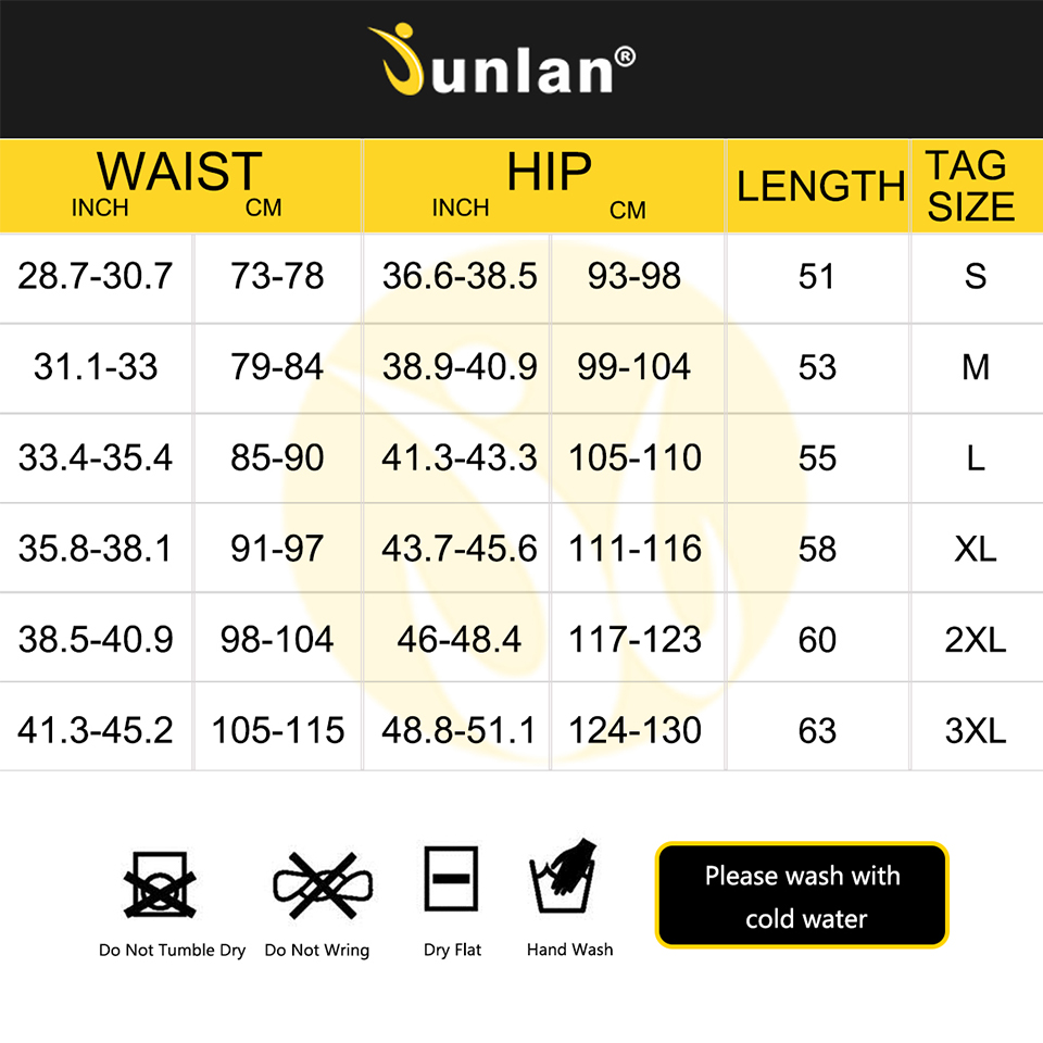 0a4516b193d Junlan Slimming Shorts for Men Bottom Shapewear for Workout Neoprene ...