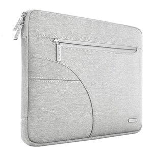 Image 4 - Сумка для ноутбука MOSISO, водонепроницаемая сумка на молнии для Lenovo 11 12 13 14 15 15,6 дюйма, чехол для MacBook Pro 13 15