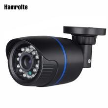 Ip камера Hamrolte ONVIF с широкоугольным объективом 2,8 мм, 1080P, для наружного наблюдения, ночного видения, IP, с детектором движения и дистанционным доступом