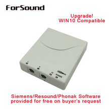 Promotion!Digital Hearing Aid Programmer mini PRO USB Compatible with All Hearing Aids ,Functioned as Hi Pro Hipro USB
