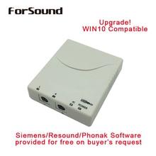 Promozione! Digital Hearing Aid Programmatore mini PRO USB Compatibile con Tutti Gli Apparecchi Acustici, Funzionato come Hi Pro Hipro USB