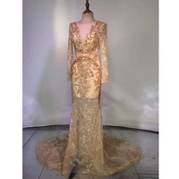 Платье ручной работы с блестками и бусинами; одежда для сцены; перспективное длинное платье с хвостом; вечернее платье для певицы; Элегантно