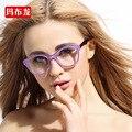 Бесплатная prescrption заполнения близорукие оптика рецепту прозрачные линзы очки кадр оптический очки близорукость очковая оправа 5894