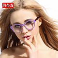 Free prescrption filling nearsighted optician prescription clear lens glasses frame optical eyewear myopia spectacle 5894