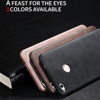 X Level Vintage Huawei Honor 8 Lite Case Huawei Nova Lite Cover Luxury Slim Soft Leather