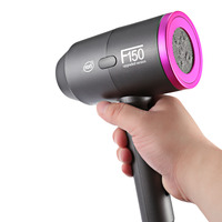 F150 Professional Anion Hair Dryer Powerful 2000W 220V Household Hot Cold Wind Aluminum Alloy Fast Styling Home Use Hair Drier