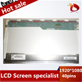 Original Gread A+ 17.3'' Laptop LED LCD Screen 1920*1080 For DELL L702X L701X  40pins