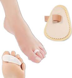 3 шт./лот молоток корректор для пальцев ног Pad Toe Выпрямитель один Бурсит большого пальца стопы Шинная устройство для устранения вальгусной