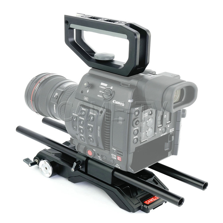 CAME-TV Shoulder Rig For Canon EOS C200 KT01 Dslr Rig
