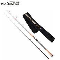 TSURINOYA рыболовная удочка 2,47 м 2 секции карбоновая спиннинговая Удочка аксессуары Fuji рыболовная удочка Карп рыболовные снасти