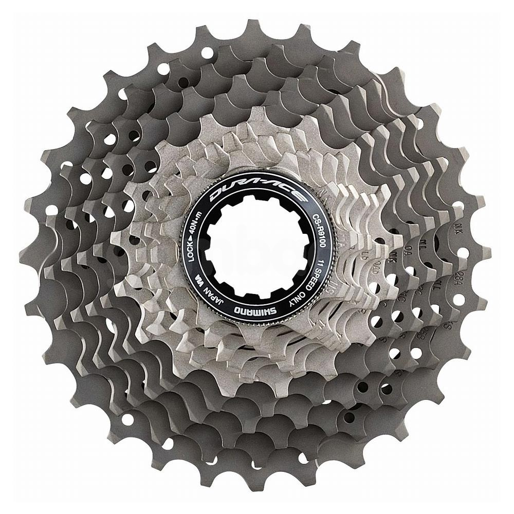SHIMANO DURA ACE CS-R9100 Cassette Sprocket 11 Freewheel Groupset Contains Shifter Lever & Rear Dearilleur & Cassette & Chain vvt lifan1 8 air intake timing sprocket vvt phase shifter chain wheel for lifan x60 720