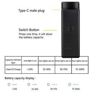 Image 5 - OSMO Tasche Lade Fall Schnelle Lade Handheld Tragbare OSMO Tasche ladegerät Power Bank für DJI OSMO Tasche Zubehör