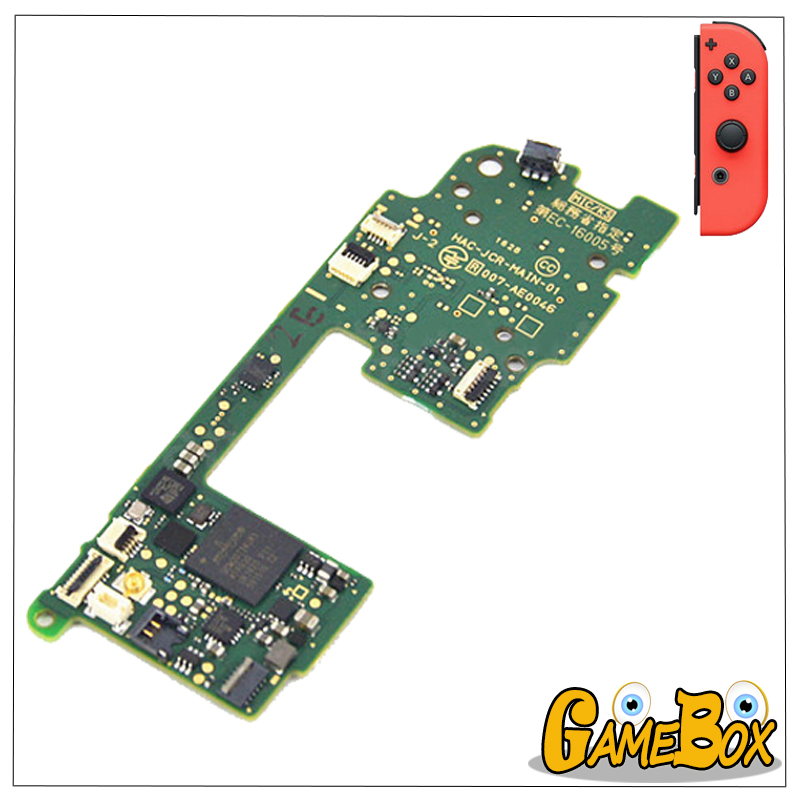 Original Right Motherboard PCB Module Main Board For Nintend Switch Right Joy-con Motherboard Board For Switch NS Controller