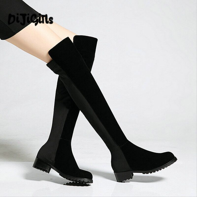 Popular Long Flat Boots for Women-Buy Cheap Long Flat Boots for