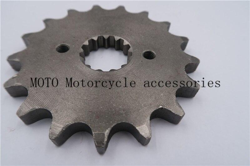 Мотоцикл звездочки цепи 530 17 зубы для Suzuki GSF1250 07-16 GSX 1400 01-08 SV1000 03- 07 для Yamaha YZF 600 R 2005-2007