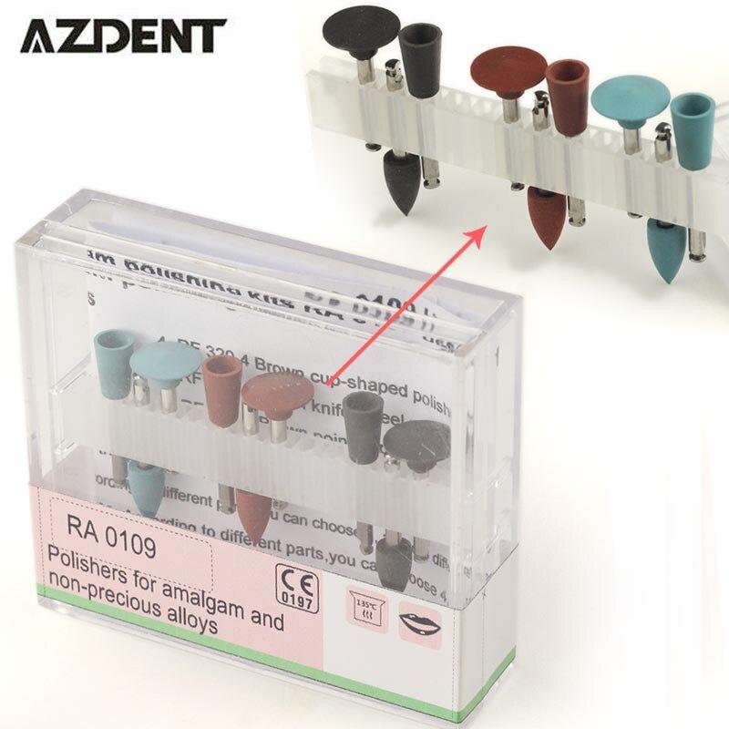 9pcs/set <font><b>Dental</b></font> Lab Silicone Polisher Diamond Burs <font><b>Cups</b></font> Assorted Oral Hygiene Teeth Polishing Kits <font><b>Tools</b></font> <font><b>Dental</b></font> Equipment