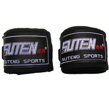 New 10Pair lot SUTENG Brand2 5M Elastic font b Gloves b font Boxing Hand Bandages Fighting