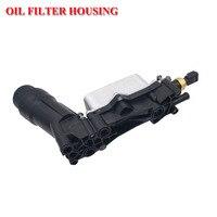68105583af carcaça do adaptador de filtro óleo do motor para jeep dodge chrysler ram 3.6 v6 68105583ac 68105583ae 68105583aa 68105583aa 68105583ab
