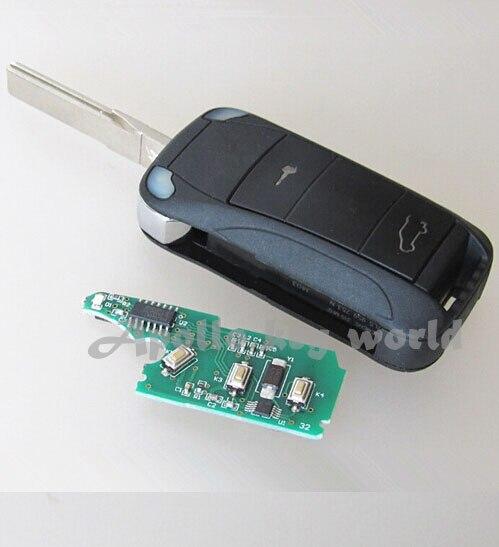 чип ключ для porsche cayenne