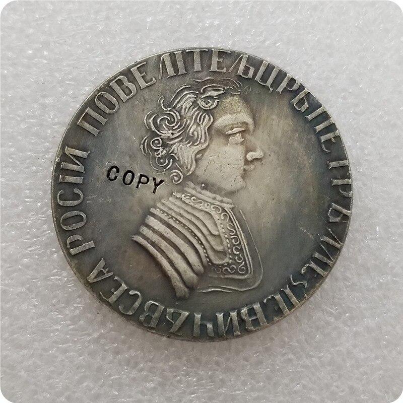 """1 rubel Gosydarstvennay """" rosji """"Moneta Alexander kopia monety okolicznościowe-monety okolicznościowe monety kolekcje odznaka"""