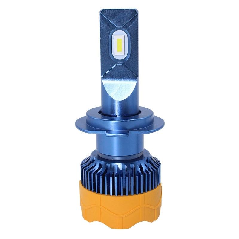 H4 светодиодные фары автомобиля светодиодные лампы фары 72 Вт 8000лм Стайлинг автомобиля светодиодные