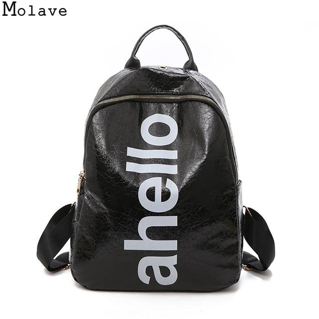 mochila capacidad Mini moda lentejuelas versátil marea de escuela de bolsas MOLAVE gran bolso mujeres bolsa IxSvIaEq