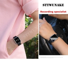 STTWUNAKE original hidden voice recorder watch Time stamp 30 hours Audio Recorder Dictaphone Professional Digital HD