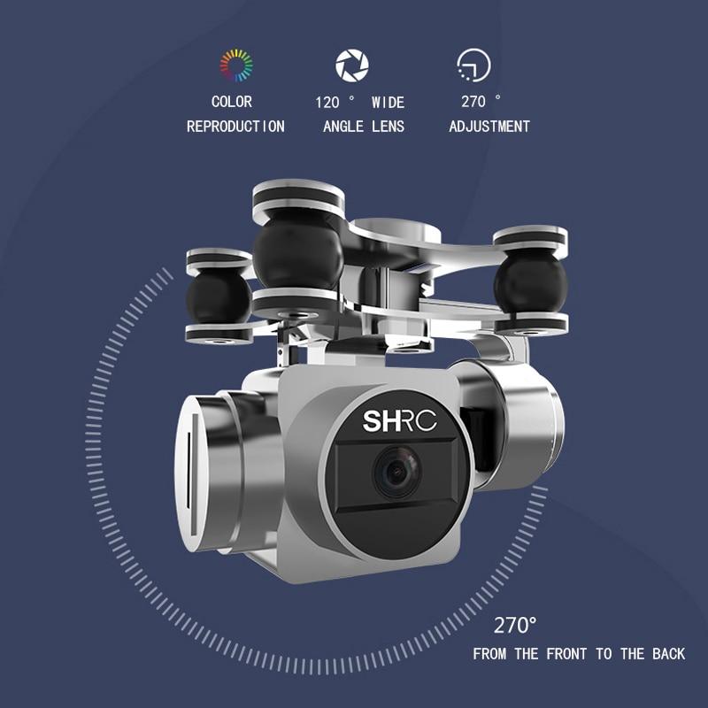 5MP HD Camera Drone Wifi FPV Live Quadcopter drone 3