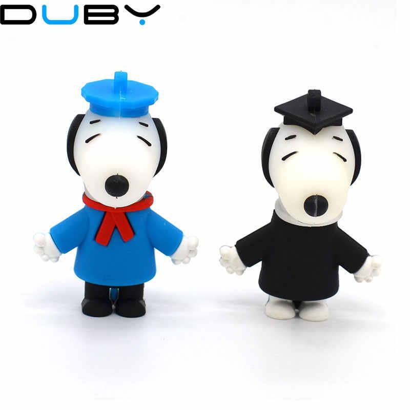 Hot usb flash drive cute cartoon dor pen drive 2g/4g/8g/16g new arrival flash memory stick free shipping usb 2.0 pendrive