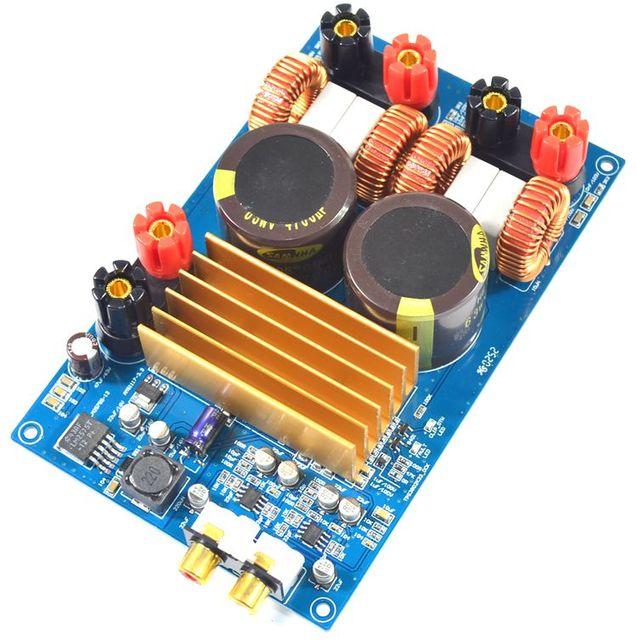 NOUVEAU DC48V LM2575S-12 TPA3255 300 w + 300 w Classe D audio Numérique Amplificateur Conseil