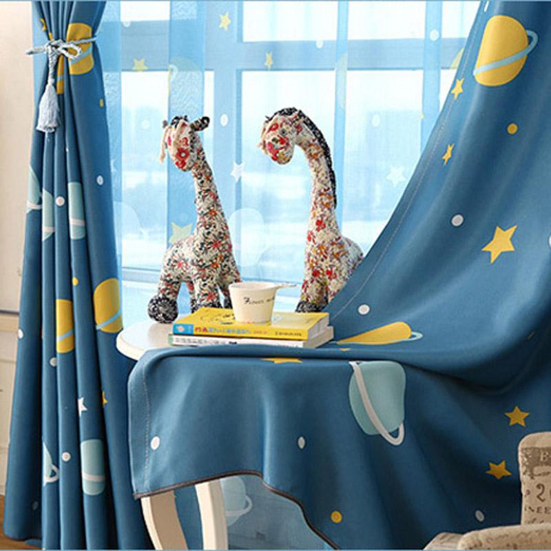 cortinas y tul ventana voile cortina de ventana cortinas para nios para nios dormitorio tela