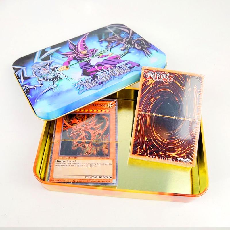 Humorvoll Yugioh 108 Stücke Set Karten Ägyptischer Gott Sammeln Spielzeug Für Jungen Yu Gi Oh Legendären Bord Spiel Sammlung Karten Mit Metall Box Spiel-sammelkarten Sammeln & Seltenes
